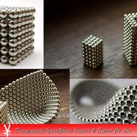 Пазл Best Selling! size: 3mm 216pcs/set with tin packing/Buckyballs, Neocube, Magnetic Balls/ color:black