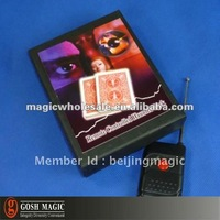 Remote Controlled Haunted Deck   ,mentalism magic tricks online,Christmas wholesale magic store China