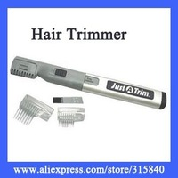 1pc lot HAIR TRIMMER JUST A TRIM NO MISTAKES LOOK SHARP B/W HAIR CUTS  As Seen On TV -- MTV37 Free Shipping