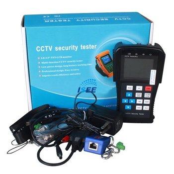 2014 brazil Free Shipping 2.8'' 960x240 LCD Monitor S-BA-08890 CCTV Camera Video PTZ Security Tester