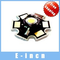2PCS 3W High Power ExtraBright White 12000K LED.free shipping