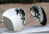 Free shipping Designer Sunglasses Silvery Mirror Sunglasses Mens Womens Glasses 58mm 62mm