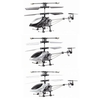 777-172 3 Channel I-Helicopter with Gyro Controlled by iPhone/iPad/iPod Touch