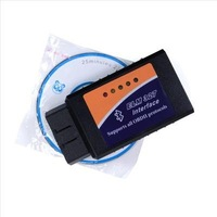 ELM327 Interface Bluetooth OBD2 Auto Scanner V1.4 OBD OBDII OBD2 Car Diagnostic