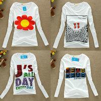 Женская футболка T shirts wholesale L19 T ,  T ,