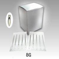 Wholesale - 100 X Sterile Tattoo Body Piercing Needles SZ 16G PN104