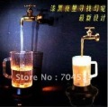 2012 new Free Shipping Novelty Magic Multi Color Water Faucet Lamp Cup Light Water Flow LED Light Wonderful Decoration
