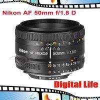 Nikon AF 50mm f/1.8D lens  ---Free shipping