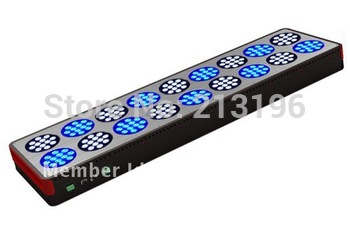 DHL Free shipping 600w(216*3W) Apollo 18 Led aquarium light/Apollo 18 Led coral light