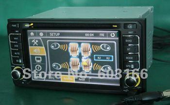 New arrival Car DVD for Toyota Corolla  DVD player Vios Hilux Terios Avanza Fortuner Reiz Rav4 Previa Vitz