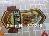 Die Cut Static Sticker