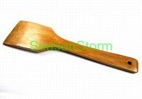 [CPA Free Shipping] Wholesale Natural China Fir Wood  Pot Spoon (SX-105)