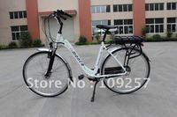 city electric bike electric bicycle ebike M750