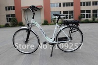 city electric bike electric bicycle ebike M750