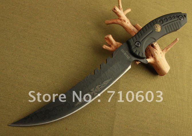 Открытый нож нож из нержавеющей стали