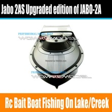 JABO-2AS JABO 2AL Remote Control RC Fishing Boat Bait Boat -Upgraded edition of JABO-2A(China (Mainland))
