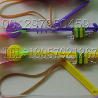 Free shipping! Bottled small delicate , urbanites , led lighting , light-up toy , rubber band