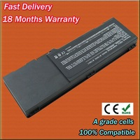 5200ma  For Dell Inspiron 6400 laptop battery  Vostro 1000 battery free shipping