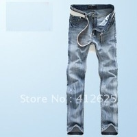 Free shipping boys/men jeans/pants/wholesale pants jeans /brand jeans