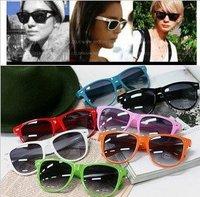 Hot sale! 13 Colors, 2012 Fashion Sunglasses Men Women Sun Glasses Brand Designer Sunglasses Sport,