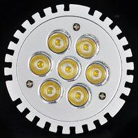 E27 86-265V 7W PAR 7 LED light lamp bulb Spot lights new warm white High Power
