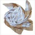 2012 new taste pure silk scarf wholesale gift towel man scarf woman scarf exempt postage