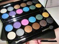15 цвет зеркала теней Косметический макияж Палитра теней h132 модниц пигмента