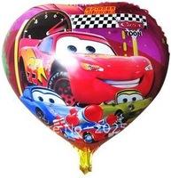 Free shipping 50pcs/Lot 18 inches foil balloon ,Car design