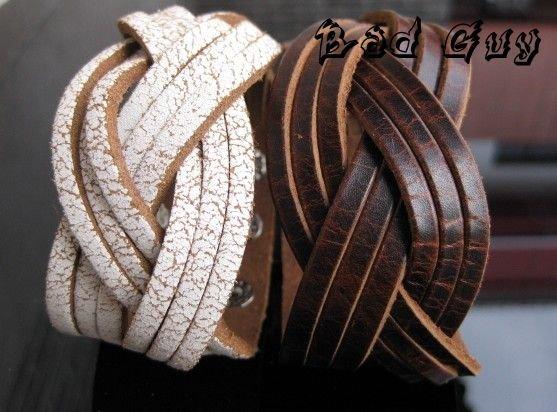 sl037 leather bracelet high quality cowhide romantic vintage love wrap bracelet fashion jewelry 100 genuine leather