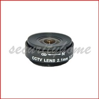 New F2.0 2.1mm CS Lens 150 Degree Widely Angle for Surveillance Box Camera