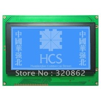 Wholesale 5pcs/lot JHD 240128 240*128 dots Graphic/Matrix  LCD Module display / LCM   T6963C  B/W  DHL Freeshipping