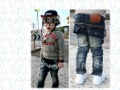 Free shipping Korean children cool children's jeans wholesale jeans