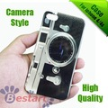 Free Shipping, Camera Design, Hard case for iphone 4G/4s, Best Protection, 10pcs/Lot, Vintage case, 2012 Old Fashion