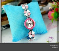 Factory Sale! Wholesale 50pcs/lot Ladies Fashionable bangle watches,specialized alloy wrist watch Free Shipping via DHL/EMS/UPS