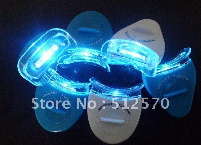 Teeth Tooth Whitening Light LED UV Oral Care Plasma Professional Accelerator Kit(China (Mainland))