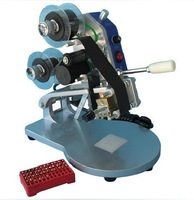 Coding Machine Manual Number  Words Date Printing Machine for  Bag & Paper & Film )  0719030L b1