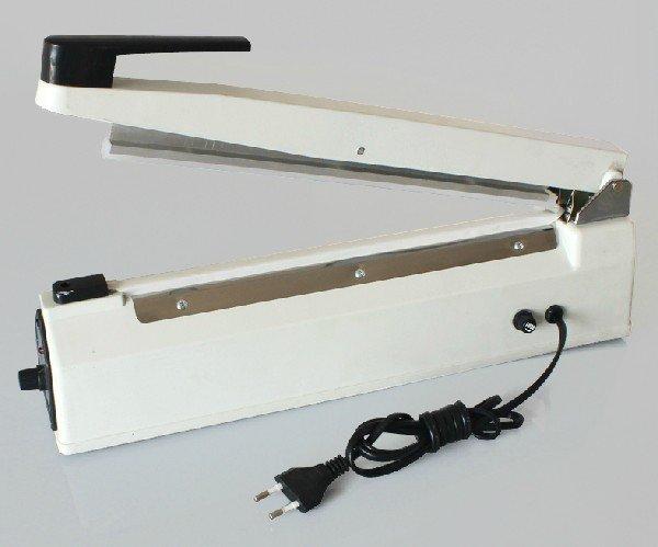 Aluminium Bag Sealer machine with sealing length 300mm Light weight and portable(China (Mainland))