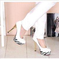 Женские сандалии 2012 Newest shoes, Fashion summer boot shoes, Peep Toe flat shoes CSB4