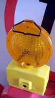 Yellow warning traffic lamp(12 pcs per carton)