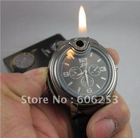 Hot Sale 10 PCS Fashion 45mm Mens Lighter watch Multifunction Men's Sports Watch Gift Watches 3 Color Free Shipping