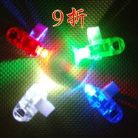 Toy luminous props led finger light magic finger lights 6g