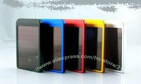 10pcs/lot.Free shipping 2600mAh Solar Charger Portable USB Solar Power Charger For Mobile Phone MP3MP4 PDA