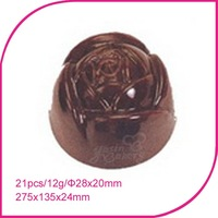FREE SHIPPING Rose Chocolate  Mould $15 off per $250 order