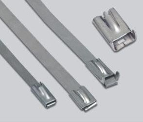 16.0 Inch 4.6mm x 400mm Stainless Steel Cable Ties(China (Mainland))