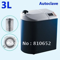 3L Quick Autoclave CE Autoclaves Sterilizer Free shipping to world wide