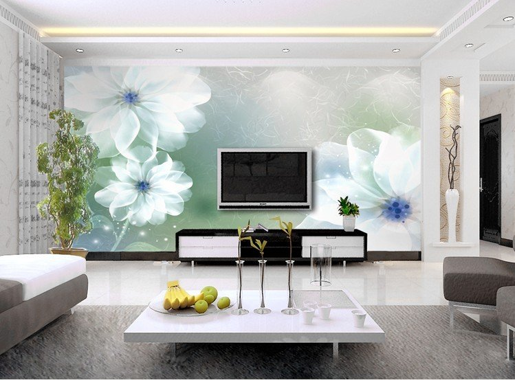 Online kopen wholesale leder behang uit china leder behang groothandel - Decoratie wallpaper eetkamer ...