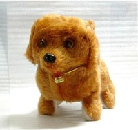 2012 NEW cute mini small toy dog electronic plush toy for boy kids best birthday gift wholesale