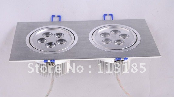10W High Power LED hot sale downlight LED cieling light LED light(China (Mainland))