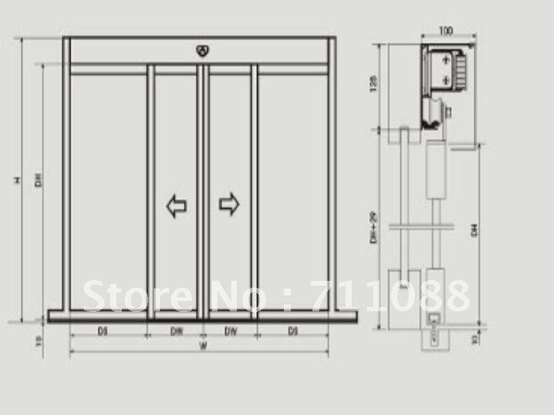 Achetez en gros op rateur de porte automatique en ligne for Actigramme a 0 porte automatique