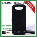 New Arrival  External Battery Charger for Galaxy S3 i9300 SIII 3500mAh Black Back Up Case phone changer Free shipping